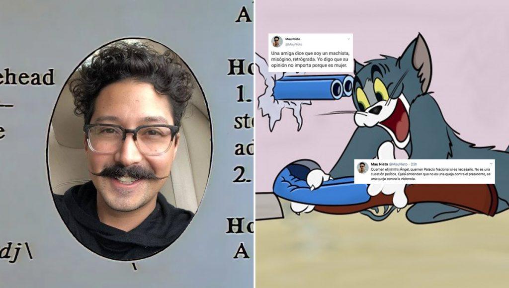 """Diccionario añade """"hacer un Mau Nieto"""" cuando te ventilan en Twitter"""