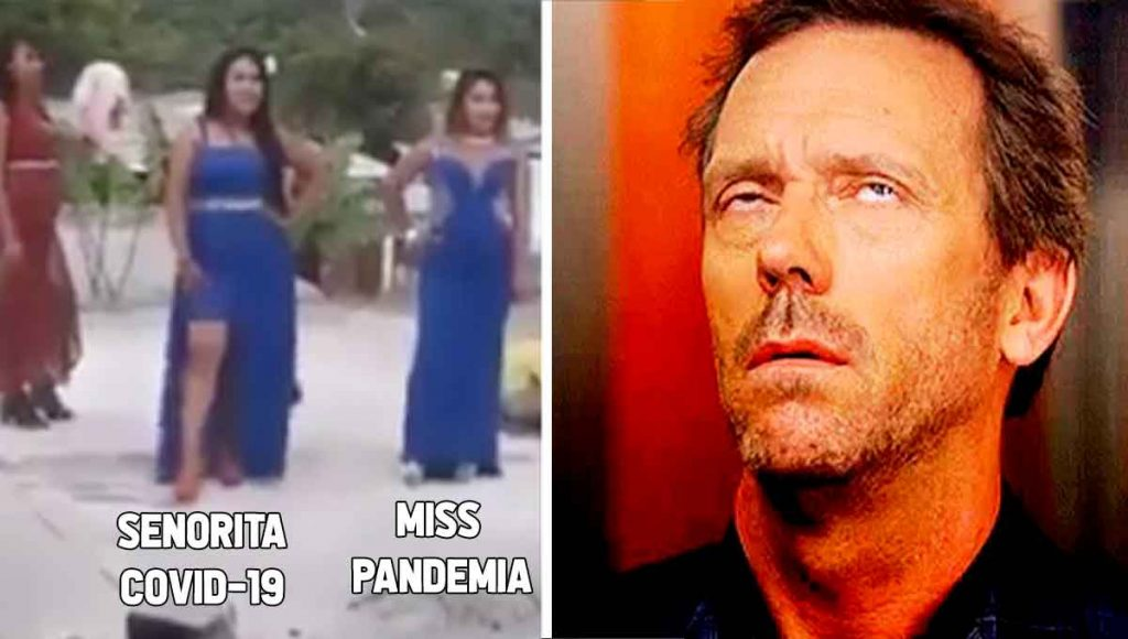 MISS PANDEMIA