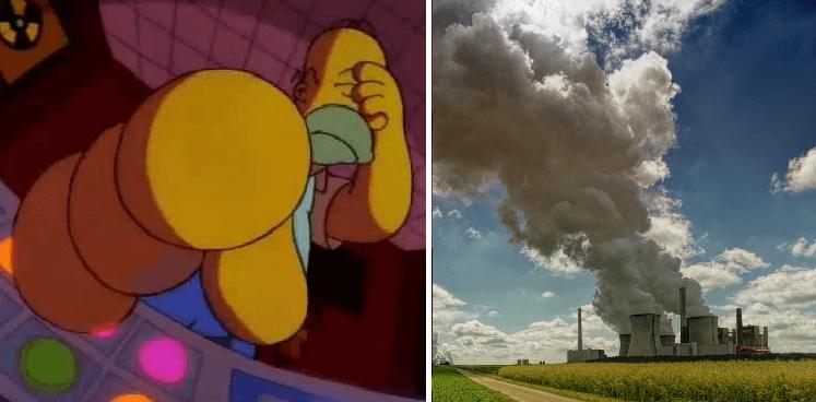Por si pensabas que ya era todo este año: Se forma nube nuclear en el norte de Europa