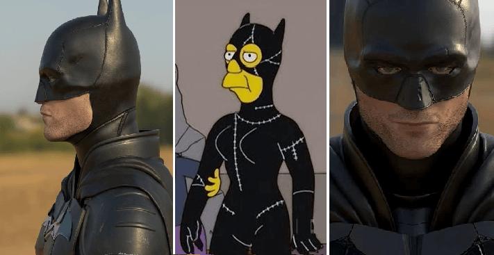 Los Simpson también predijeron la nueva película de Batman de Robert Pattinson