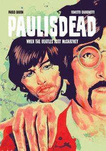 PAUL MCCARTNEY PAULISDEDAD COMIC BEATLES DEFORMA I