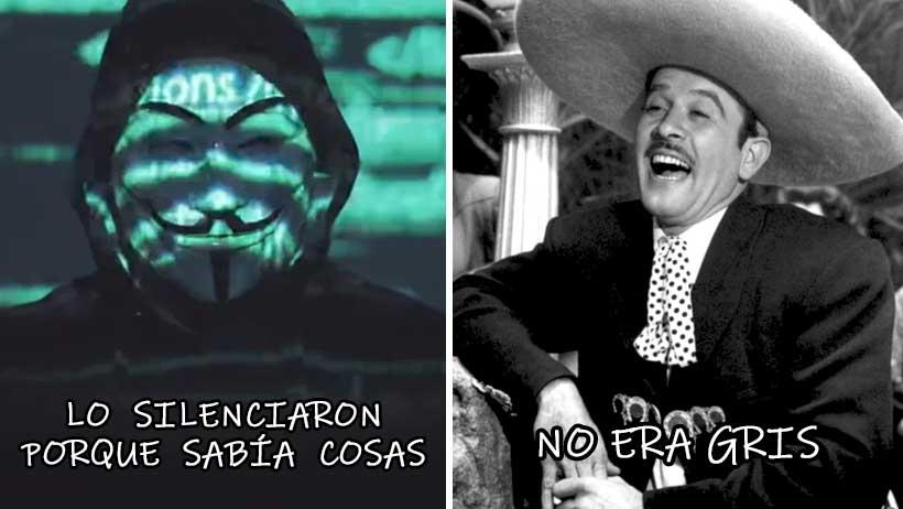 11 inquietantes teorías conspiranoicas que han salido sobre Pedro Infante
