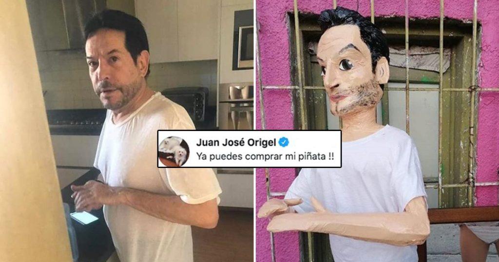 Pepillo Origel Piñata memes