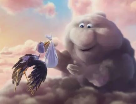Pixar Partly Cloudy