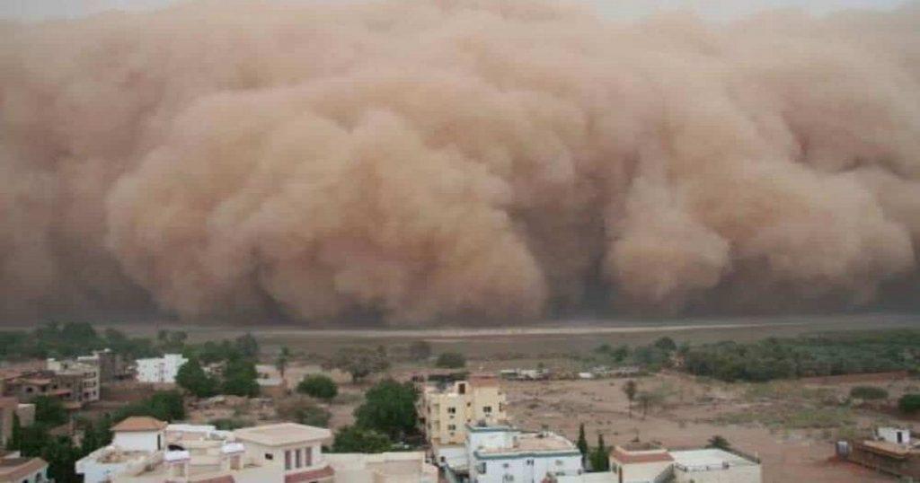 Del Sahara a México: La nube de polvo llega hoy a nuestro país