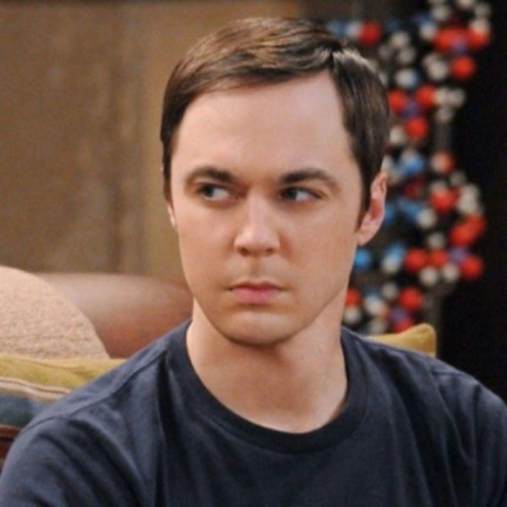 Sheldon Cooper Angry