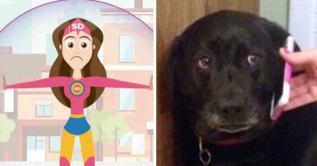 Susana Distancia pierde a su mascota, Superro Susto, durante el sismo