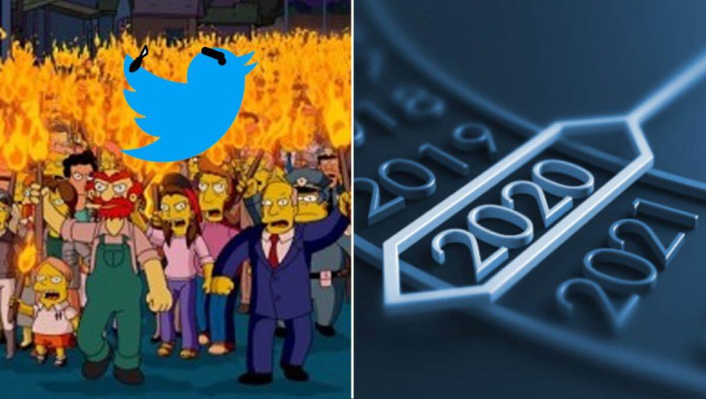 Por decisión unánime, Twitter decide cancelar el 2020