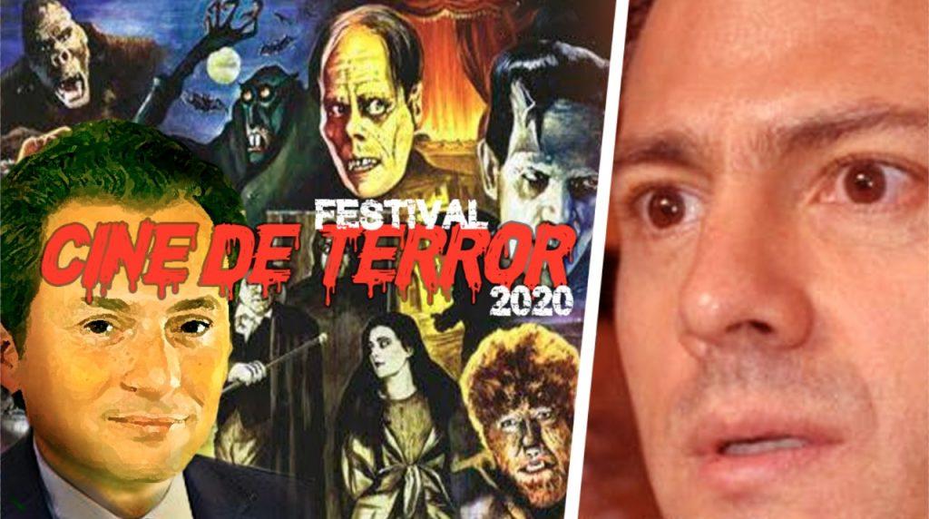 Festival Cine de Terror proyectará los videos de Lozoya
