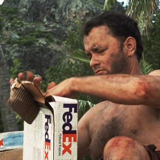 FedEx Cast Away Tom Hanks