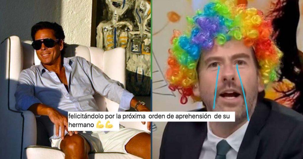 3 Roberto Palazuelos vs Eduardo Videgaray