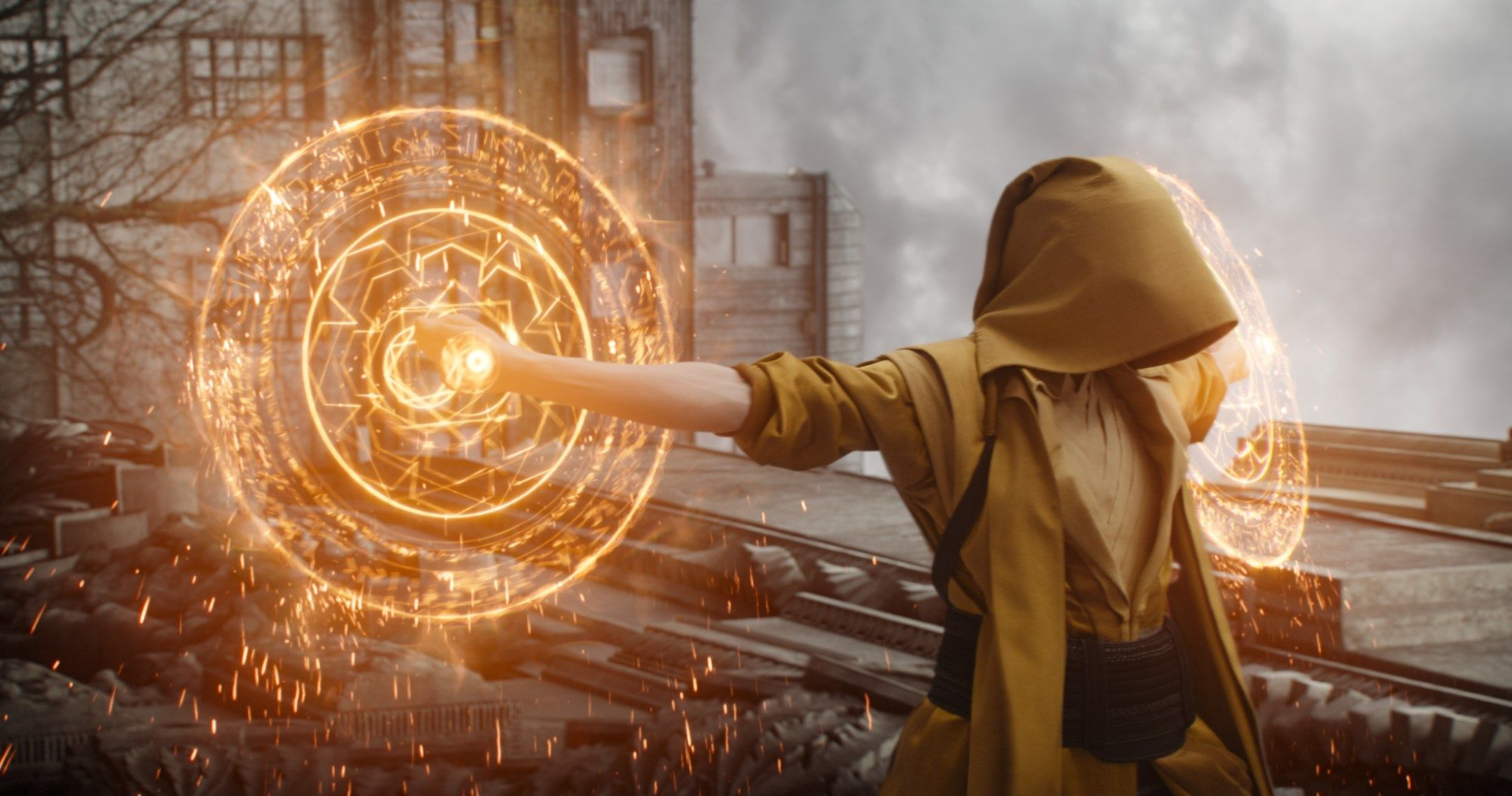 The Ancient One Doctor Strange //Nota Bárbara de Regil