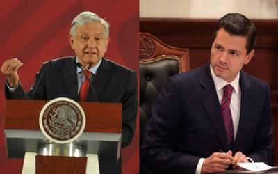 AMLO responde sobre la supuesta custodia de Peña Nieto por policías españoles
