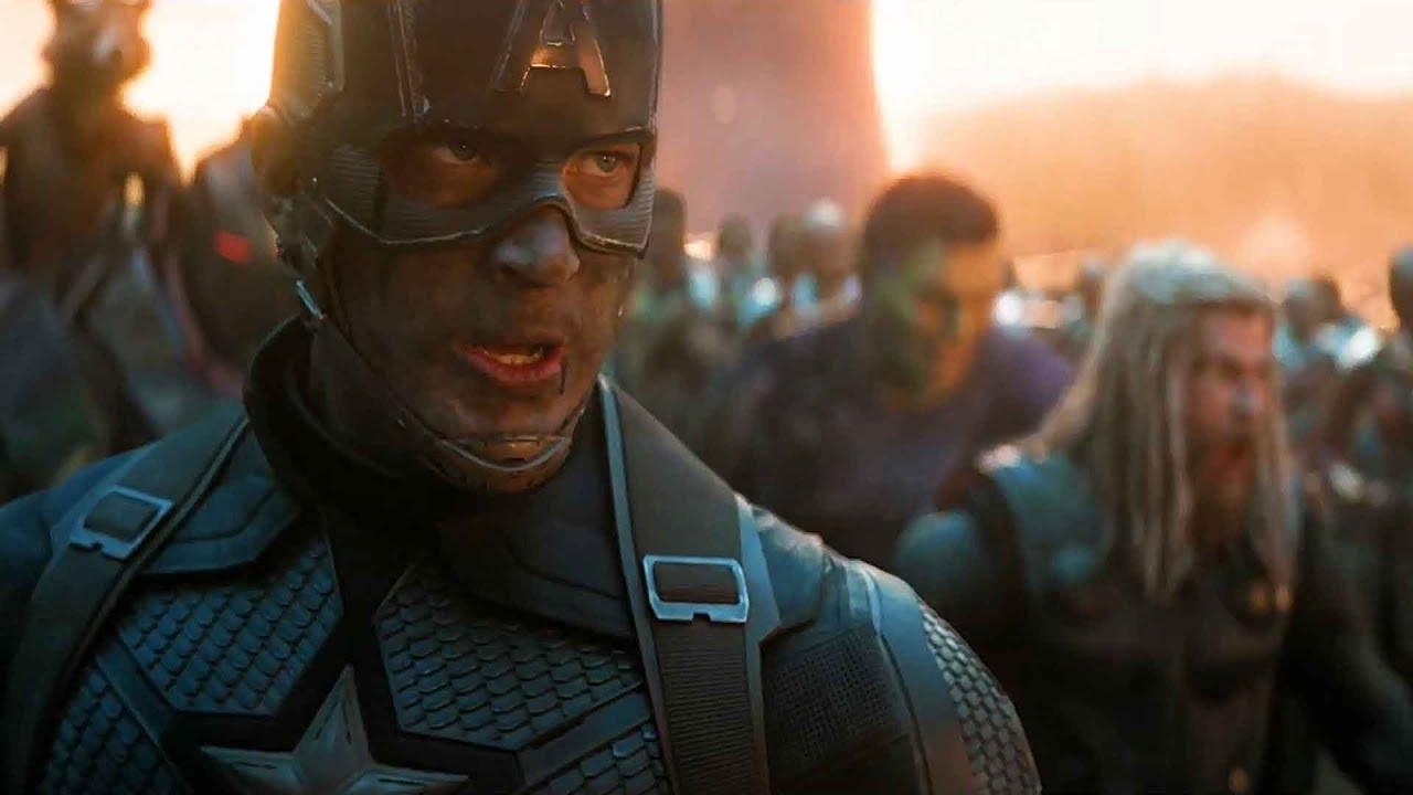 Avengers Assemble Endgame