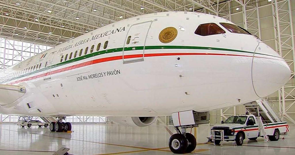 avión presidencial insultos para el pueblo de mexico
