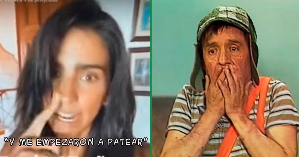 Barrio nivel: Bárbara de Regil fue golpeada por 5 mujeres que le rompieron la nariz