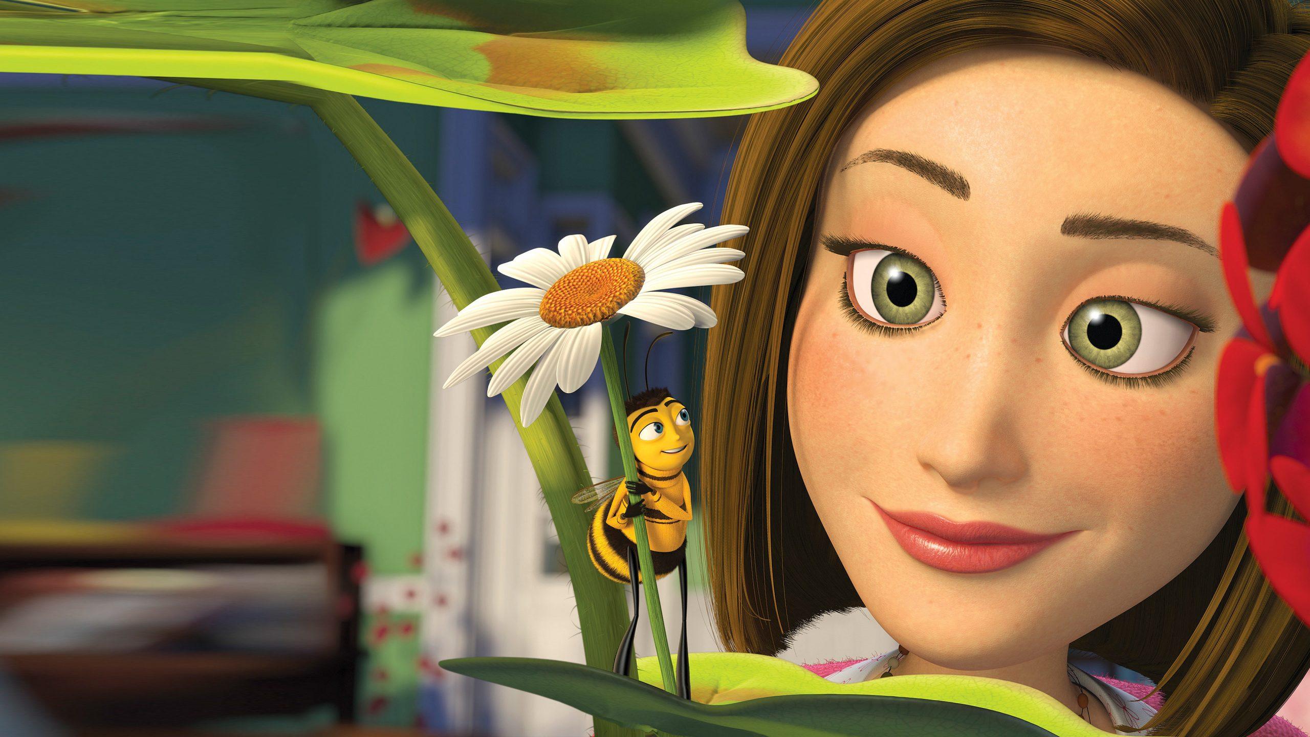 Bee Movie Vanessa and Barry