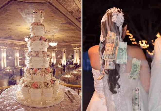 Si no quieres que tu familia vaya a tu boda, cóbrales 1000 pesos la entrada a cada uno