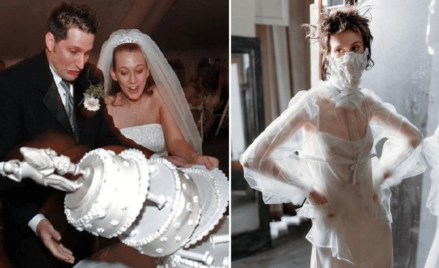 Esto no se puede poner peor: Así serán las bodas del futuro después de la pandemia