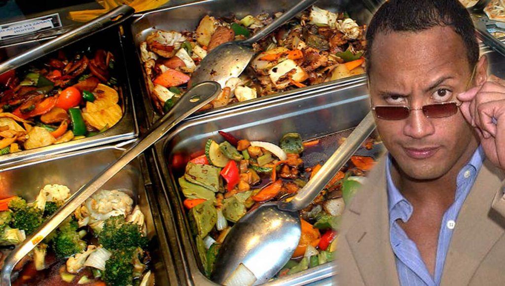 Nota para simular que estamos en un buffet chino… ¿qué te servirías?
