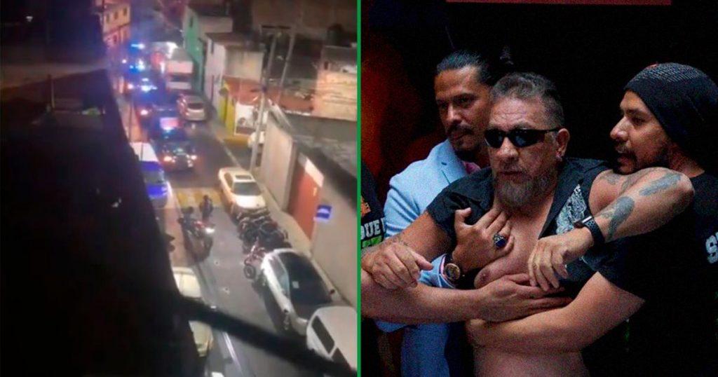 Carlos Trejo hace fiesta en cañitas llega la policia