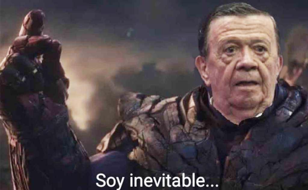 Chabelo Thanos