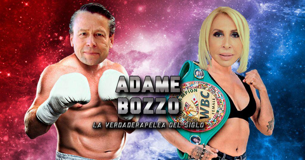 Confirman revancha entre Alfredo Adame y Laura Bozzo este 15 de Septiembre en Las Vegas