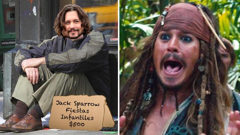 Cover Johnny Depp Bancarrota 650 mdd Deuda