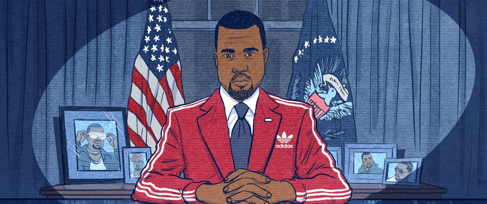 Kanye West President 2020 - El Deforma - Un no-ticiero de verdad