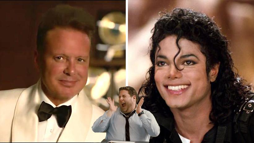 Luis Miguel publicó su dueto con Michael Jackson y el internet gritó ¡Eso, Micky!