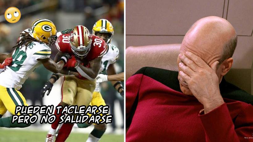 Deshonor a tu vaca nivel: La NFL lanza nuevas y ridículas reglas de Sana Distancia
