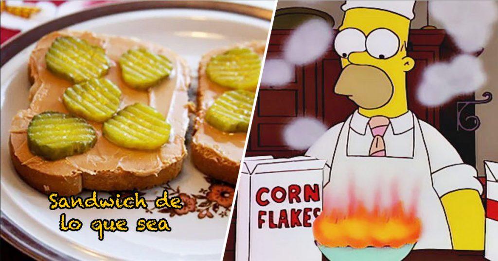 15 platillos bien gourmet que te preparas si no sabes cocinar cuando vives solo