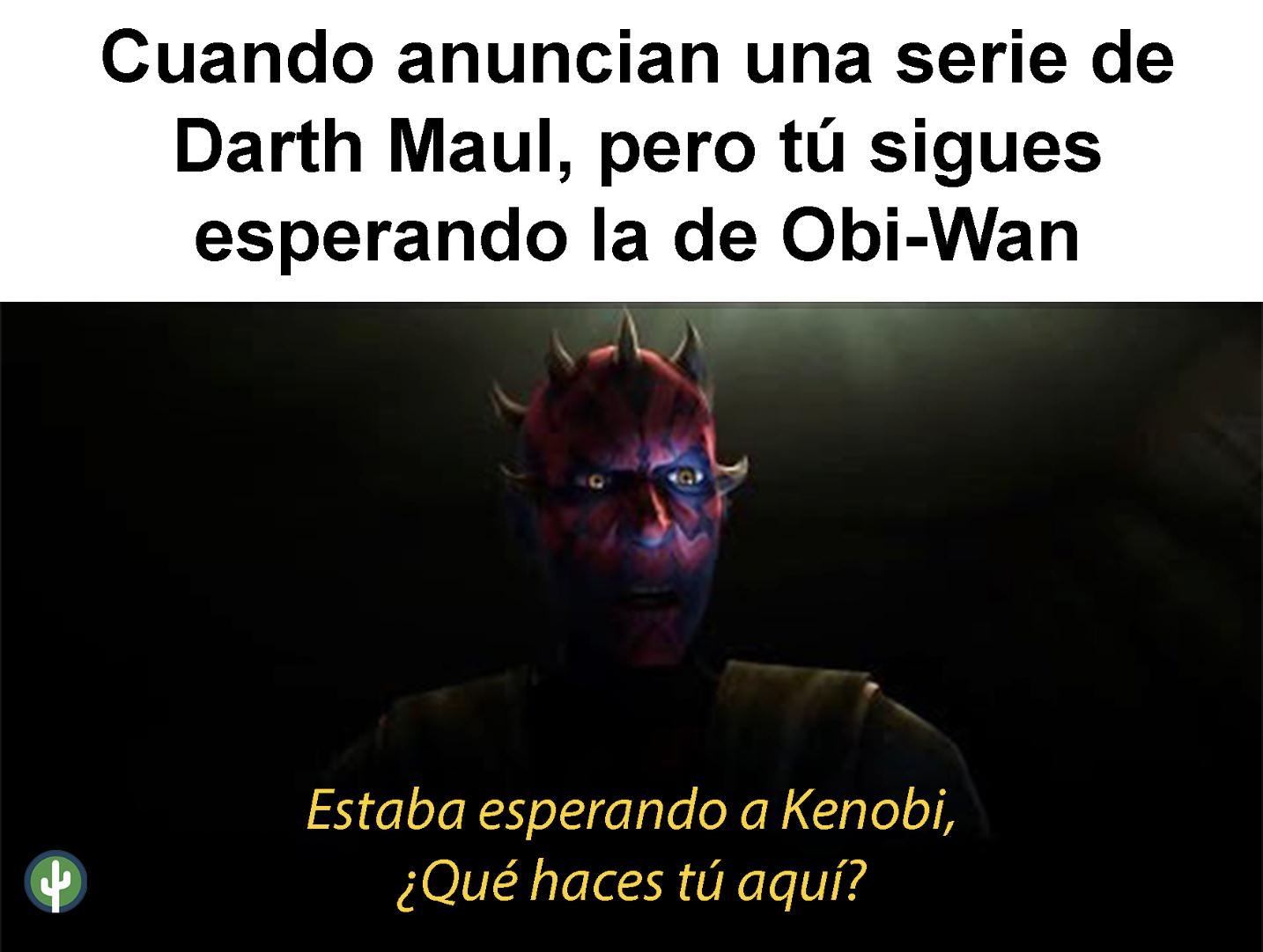 Darth Maul Kenobi Meme