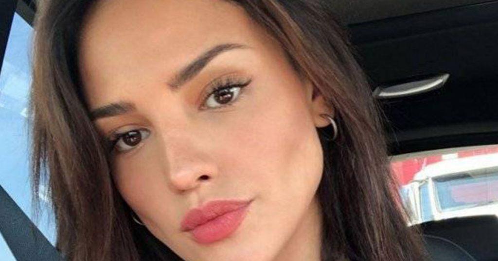 Corre el rumor de que Eiza Gozález publicó una foto en la que se le ve otra operación y la borra