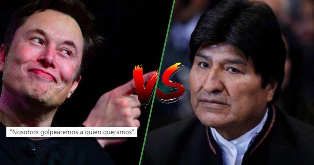 "Elon Musk ""admite"" propiciar golpe de estado en Bolivia"