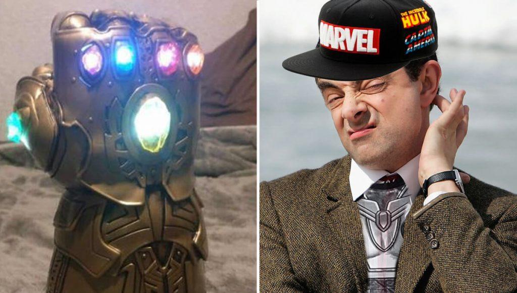 """Fan de Marvel encuentra 6 gemas del infinito pero sigue sin saber dónde está el """"cliptori"""""""