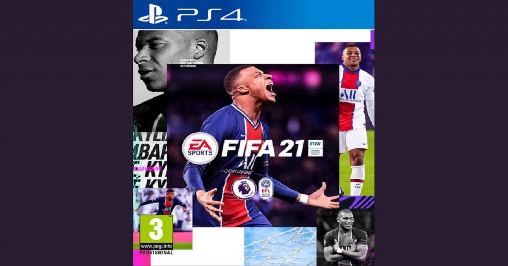 A un lado, Cristiano y Messi: Mbappé será la portada de FIFA 21