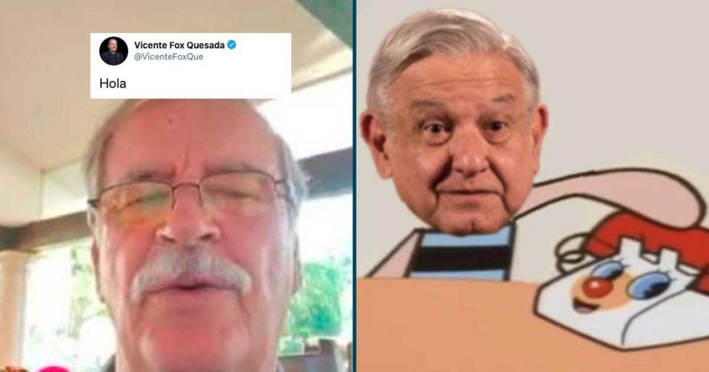 Las mejores respuestas que nos dejó este pachquísimo tuit de Vicente Fox