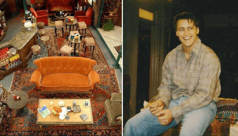 11 fotos del detrás de cámaras de Friends que te arruinarán la serie