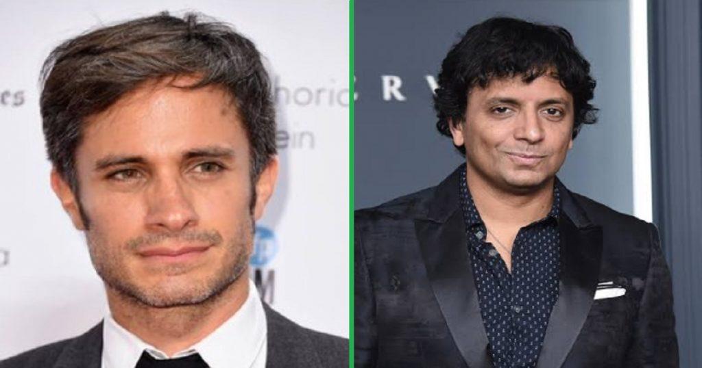 Gael García y M. Night Shyamalan trabajarán juntos en una nueva cinta
