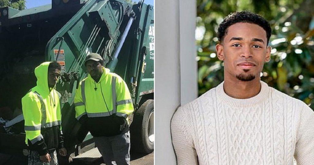 Motivación nivel: Joven recolector de basura logra entrar a Harvard