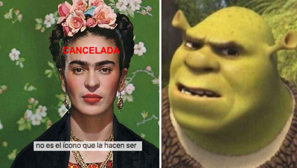Intntan cancelar a Frida Kahlo en 2020