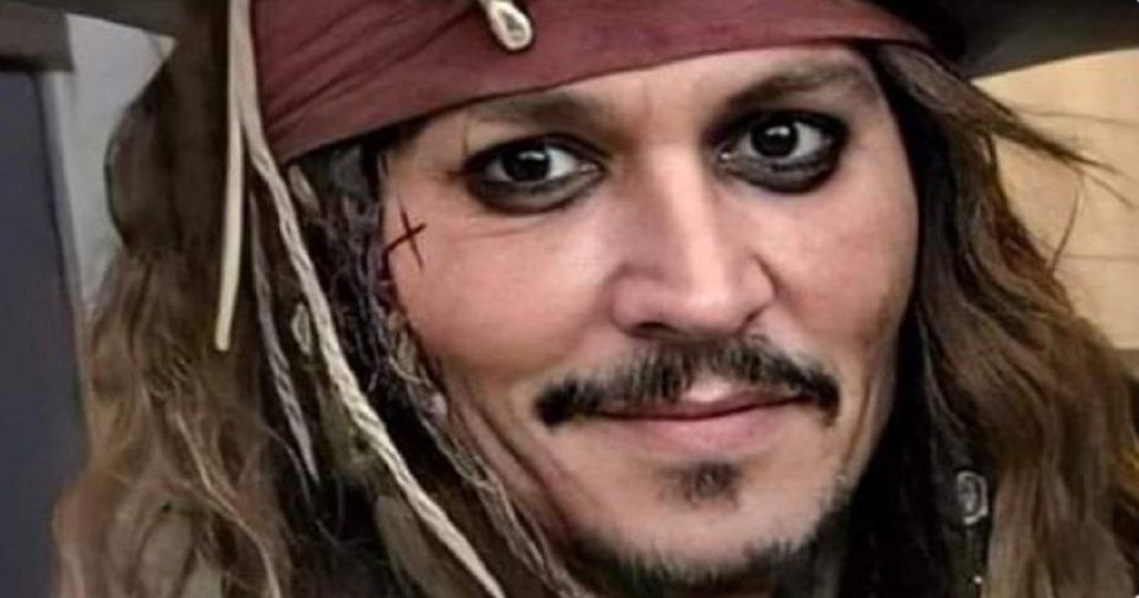 En secreto, Johnny Depp era vigilado por staff de Piratas del Caribe