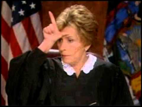 Judge Judy Loser