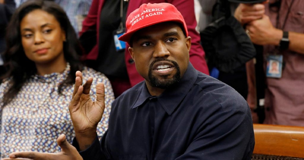 """Kanye West registra """"West Day Ever"""", ¿será el slogan de su campaña presidencial?"""