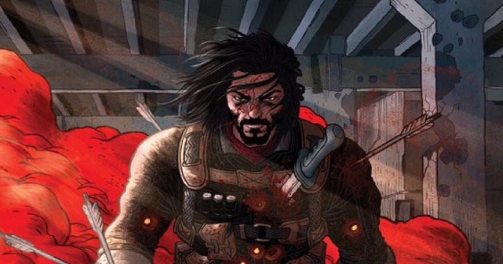 Keanu Reeves escribe su propio cómic al estilo Wick; el primer número ya tiene fecha