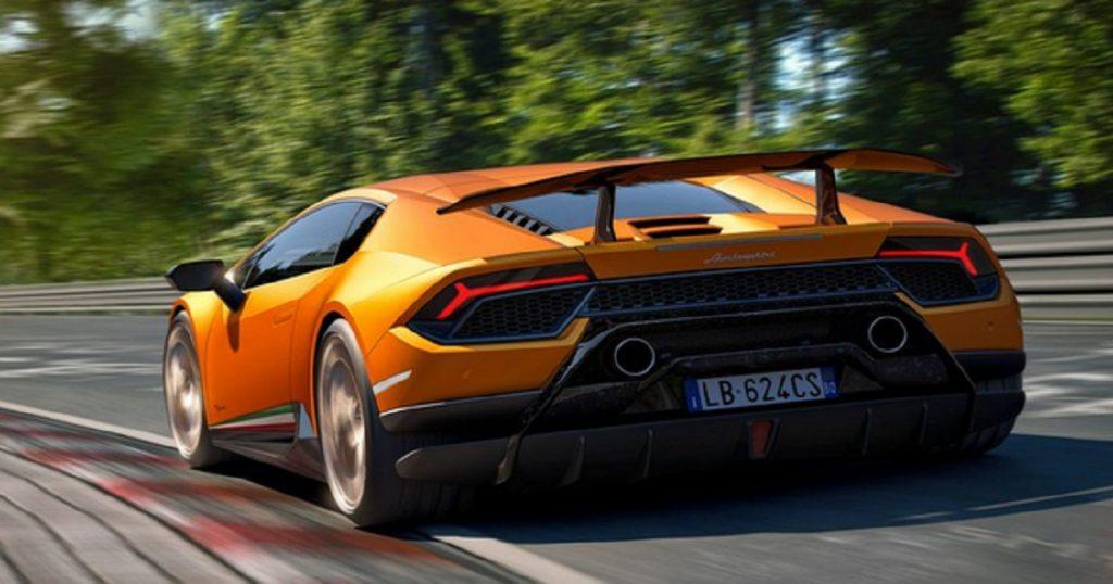 Qué fantástica idea: Comprar un Lamborghini con el dinero para la ayuda del Covid