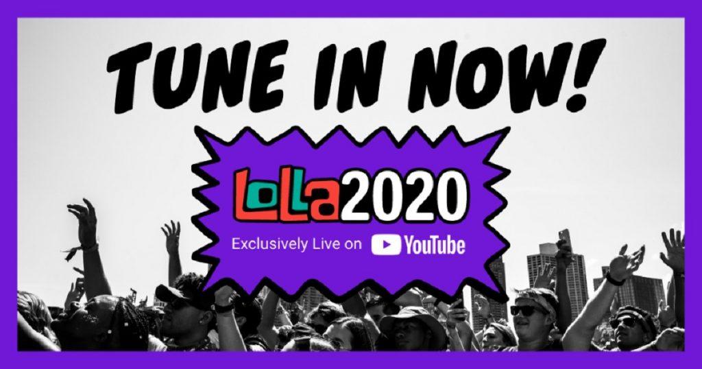 LollaPalooza 2020: horarios por día y dónde ver en vivo el festival