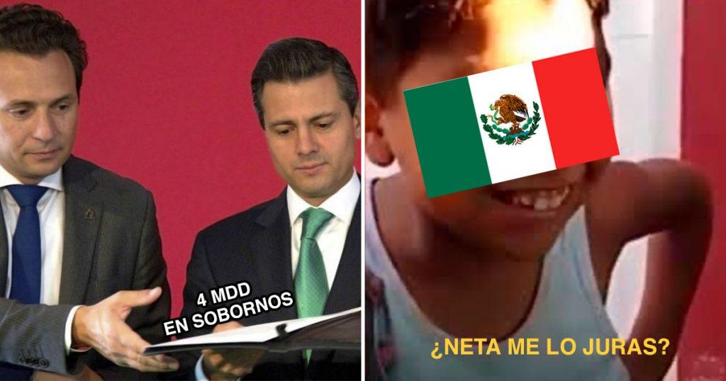 Ay, pero qué sorpresa: Lozoya balconeó a Peña Nieto y hasta Ricardo Anaya salió embarrado