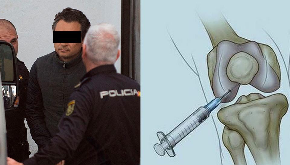 Se rumora que Lozoya no ha salido del hospital porque le robaron el líquido de las rodillas